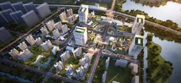 未来城市居住示范?探秘上海四大TOD楼盘