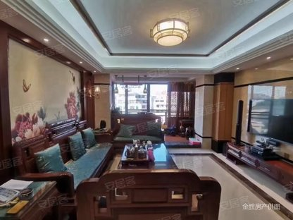 金佳园电梯139平4房2厅2卫高档装修近六十万可按揭