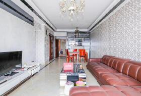 汇美体育花园南普装3室2厅125m²