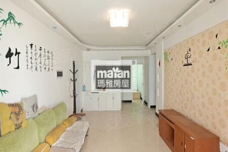 精装修3室1厅碧水绿洲首付18万94平三楼南北通透二手房