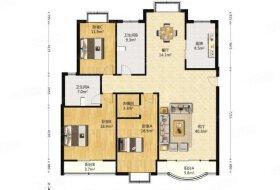观海路8号 台湾村 多层洋房 单价1.7万 南厅双南卧二中